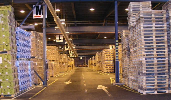 International Freight Warehousing